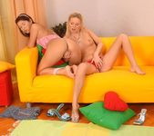 Tanja & Yasmine Gold - Euro Girls on Girls 7