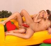 Tanja & Yasmine Gold - Euro Girls on Girls 15