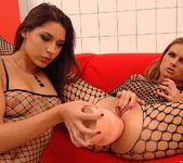 Cloe & Zafira - Euro Girls on Girls 15