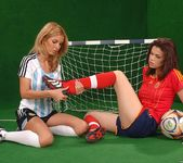 Eleanor & Virginiee - Euro Girls on Girls 3