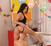 Aneta Keys & Jana - Euro Girls on Girls 6