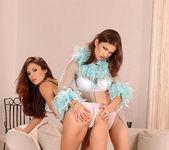 Linda Brown & Virginiee - Euro Girls on Girls 3