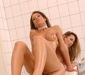 Cherry Jul & Lora Craft - Euro Girls on Girls 12