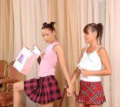 Lucy Lux & Victoria Dark - Euro Girls on Girls 2