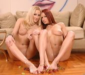Kristine & Lis - Euro Girls on Girls 16