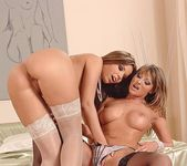 Caroline Cage & Peaches - Euro Girls on Girls 8