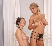 Donna & Stracy - Euro Girls on Girls 8
