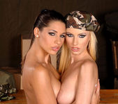 Alexis & Zafira - Euro Girls on Girls 15