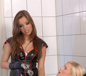Peaches & Yasmine Gold - Euro Girls on Girls 4