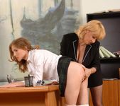 Lolly Cat & Madam - Euro Girls on Girls 9