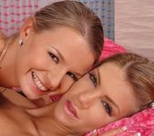 Ally & Mia la Roche - Euro Girls on Girls 16