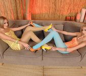 Katy & Zuzana Z. - Euro Girls on Girls 2