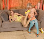 Katy & Zuzana Z. - Euro Girls on Girls 5