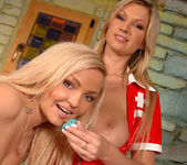Carol & Jenna Lovely - Euro Girls on Girls 4