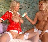 Carol & Jenna Lovely - Euro Girls on Girls 9