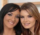 Indina & Suzie Carina - Euro Girls on Girls 16