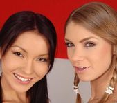 Agnes & Ally - Euro Girls on Girls 2
