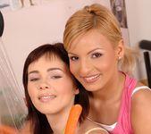Eve Smile & Nikita - Euro Girls on Girls 3