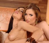 Lepidoptera & Mya Diamond - Euro Girls on Girls 15