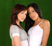 Anita Pearl & Nikita - Euro Girls on Girls 4