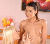 Blue Angel & Klaudia - Euro Girls on Girls 2