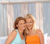 Blond Cat & Jeny Baby - Euro Girls on Girls 16