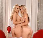 Gina & Michelle - Euro Girls on Girls 15