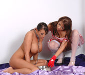 Mandy Bright & Maria Belucci 14