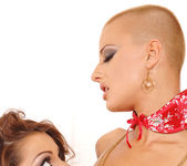 C.J. & Klaudia - Euro Girls on Girls 8