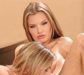 Lucie & Suzie Carina - Euro Girls on Girls 12