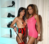 Angel Pink & Anita Pearl - Euro Girls on Girls 4