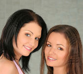 Belicia & Tereza Ilova - Euro Girls on Girls 2