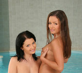 Belicia & Tereza Ilova - Euro Girls on Girls 16