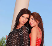 Megan & Monika - Euro Girls on Girls 3