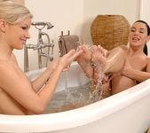 Bridget & Kety Pearl - Euro Girls on Girls 8