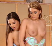 Eve Angel & Lila - Euro Girls on Girls 5