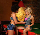 Linet & Sasha Rose - Euro Girls on Girls 3