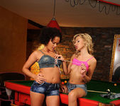 Linet & Sasha Rose - Euro Girls on Girls 4