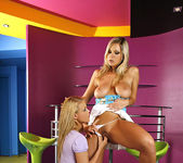 Carol & Trisha - Euro Girls on Girls 2