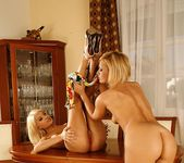Jasmine Rouge & Sylvia Laurent 6