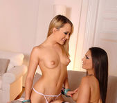 Blue Angel & Eve Angel - Euro Girls on Girls 8