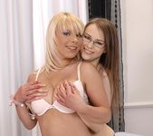 Beata Undine & Lily - Euro Girls on Girls 2