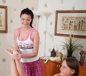 Dulce & Yanie - Euro Girls on Girls 4