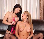 Antonia & Eva Parcker - Euro Girls on Girls 12