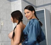 Antonia & Zafira - Euro Girls on Girls 2