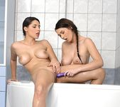 Antonia & Zafira - Euro Girls on Girls 11