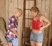Brandy Smile & Tracy Gold - Euro Girls on Girls 3