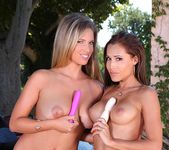 Eva Parcker & Satin Bloom - Euro Girls on Girls 16