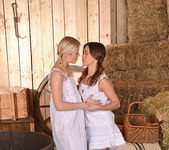 Alyssa Reece & Sweet Cat - Euro Girls on Girls 3