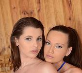 Liona & Subil Arch - Euro Girls on Girls 5